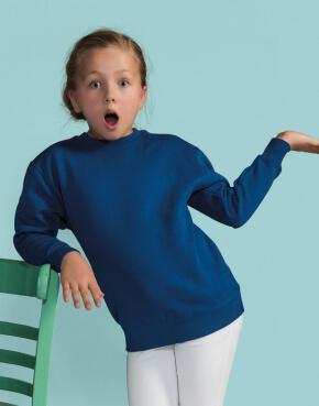 Kinder sweater geborduurd