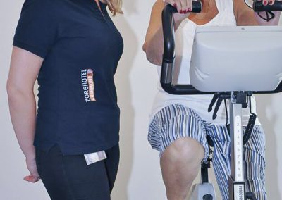 Poloshirt Fysiotherapie