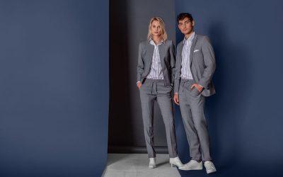 Nieuwe collectie zakelijke kleding